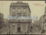 Banco de españa. (cartagena) murcia