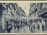 Calle mayor. cartagena (murcia)