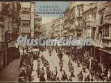 Puertas de murcia. desfile del regimiento de sevilla. cartagena (murcia)