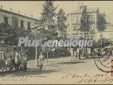 Plaza de san francisco, cartagena (murcia)