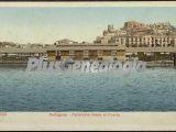 Panorama desde el puerto, cartagena (murcia)