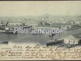 El puerto y arsenal, cartagena (murcia)