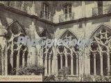 Catedral, exterior del caustro, oviedo (asturias)