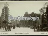 Calle fruela y diputación, oviedo (asturias)