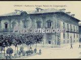 Audiencia. antuguo palacio de camposagrado. oviedo (asturias)