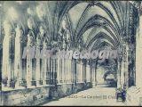 La catedral el claustro, oviedo (asturias)