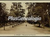Parque de san francisco, oviedo (asturias)