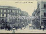 Calle de san francisco, oviedo (asturias)
