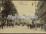 Calle de uría, oviedo (asturias)