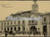 El ayuntamiento, oviedo (asturias)