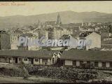 Vista parcial, oviedo (asturias)