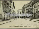 Calle de argüelles, oviedo (asturias)