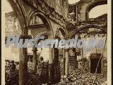 Universidad(detalle de las ruinas) 1934, oviedo (asturias)