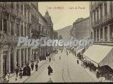 Calle de fruela, oviedo (asturias)