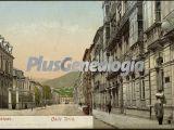 Calle uría, oviedo (asturias)