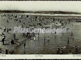 La playa, gijón (asturias)