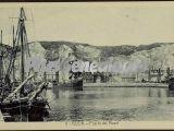 Puerto de musel, gijón (asturias)