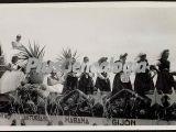 Fiesta en gijón, gijón (asturias)