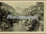 Carretera a orillas del sella, gijón (asturias)