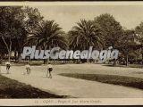 Parque de juan álvarez gonzález, gijón (asturias)
