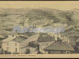 Vist de Castelltersol desde el campanar (Barcelona)
