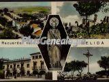 Collage de Imágenes Recuerdo de Gelida (Barcelona)