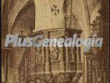 Púlpito de la Iglesia Parroquial de Argentona del Siglo XVI (Barcelona)