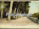 Bonita imagen de uno de los Jardines del Palacio de Aranjuez (Madrid)