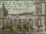 Ayuntamiento de Madrid (postal dedicada)