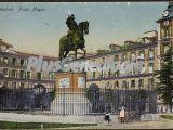 Monumento de la Plaza Mayor de Madrid