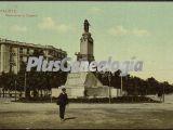Monumento a Emilio Castelar en Madrid