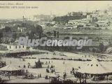 Vista de Madrid desde San Isidro