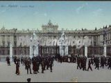 Palacio Real de Madrid (en color)