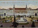 Plaza de la Constitución y Archivo Municipal