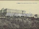 Palacio Real de Madrid, visto desde la cuesta de San Vicente