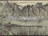 Lago de la reclusa (2390 m) de benasque (huesca)