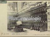 Coro de la catedral de jaén