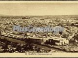 Vista panorámica de la ciudad de almería
