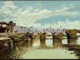 Puente sobre el guadalquivir a su paso por córdoba