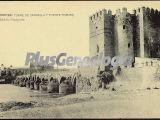 Torre de carraola y puente romano de córdoba