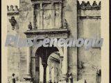 Puerta de santa catalina en córdoba