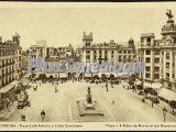 Plaza j. a. primo de rivera y calle gondomar