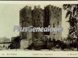 Castillo de calahorra de córdoba