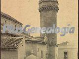 Torre de san nicolás de la villa en córdoba