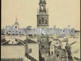 Torre de san pedro de carmona (sevilla)