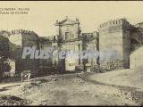 Puerta de córdoba de carmona (sevilla)