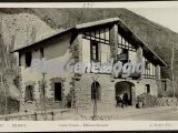 Maison basque (casa vasca) de bilbao