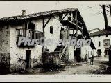 Casa vasca antigua