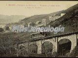 Viaducto y ciudad jardín - funicular de archanda de bilbao