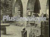 Palacio de carlos v (detalle), fuenterrabía (guipuzcoa)